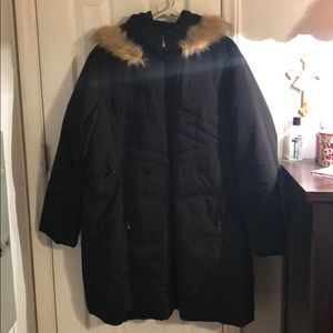 Down-Feathered Puffer Jacket